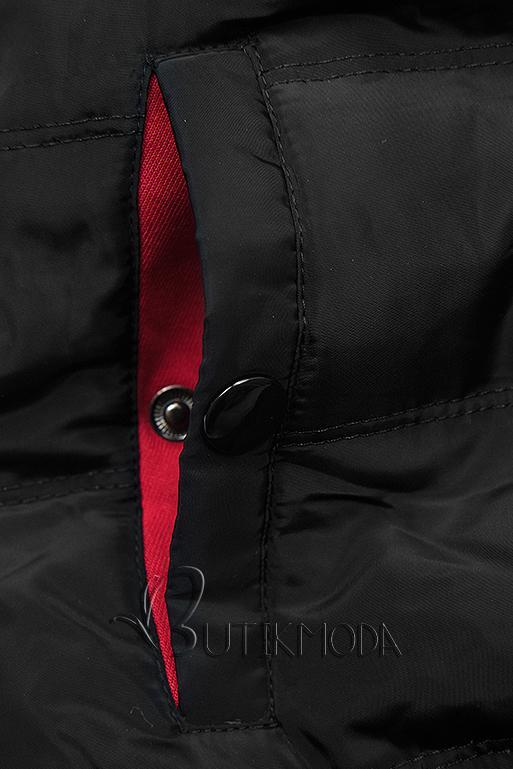 Hybrid Trainingsanzug rot